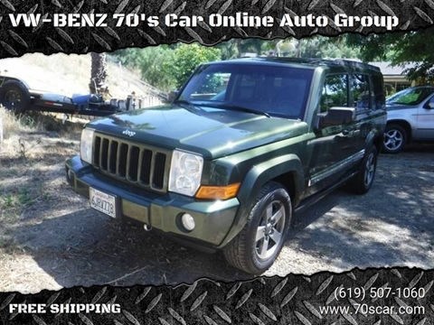 2006 Jeep Commander for sale in Online Warehouse Free Shipping, CA
