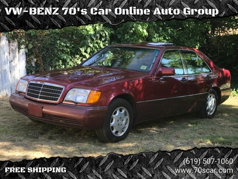 1991 Mercedes-Benz 350-Class for sale in Online Warehouse Free Shipping, CA