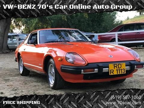1980 Datsun 280ZX for sale in Online Warehouse Free Shipping, CA