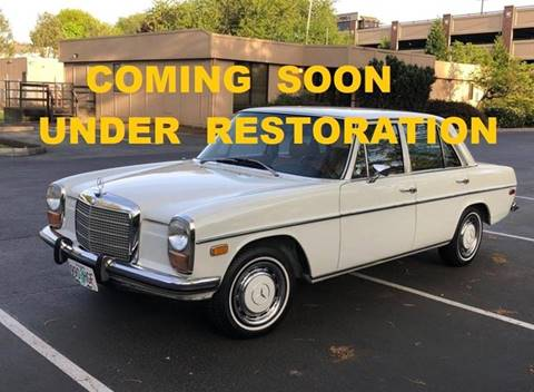 1970 Mercedes Benz 240 Class For Sale In Online Warehouse Free Shipping Ca