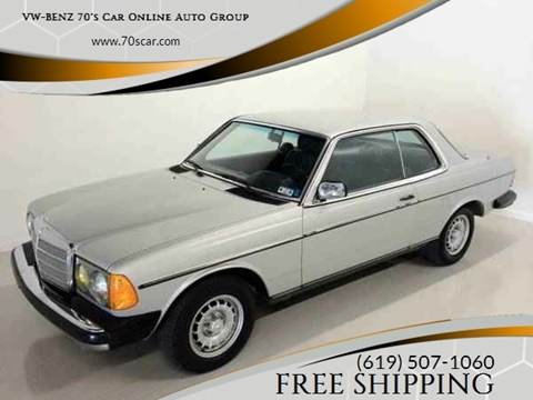 1984 Mercedes-Benz 300-Class for sale in Online Warehouse Free Shipping, CA
