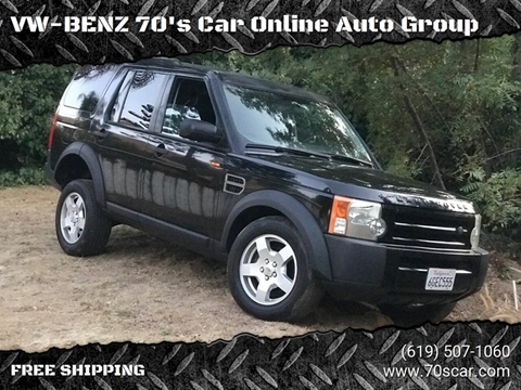 2006 Land Rover LR3 for sale in Online Warehouse Free Shipping, CA