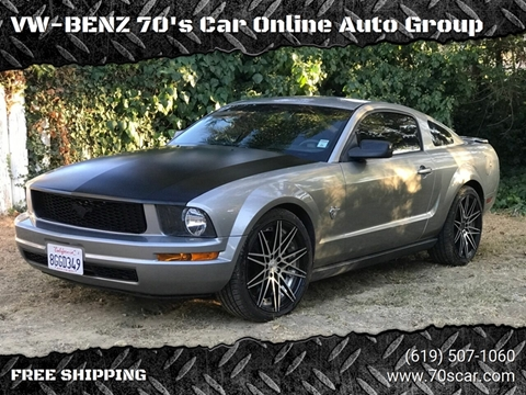 2009 Ford Mustang for sale in Corona Warehouse, CA