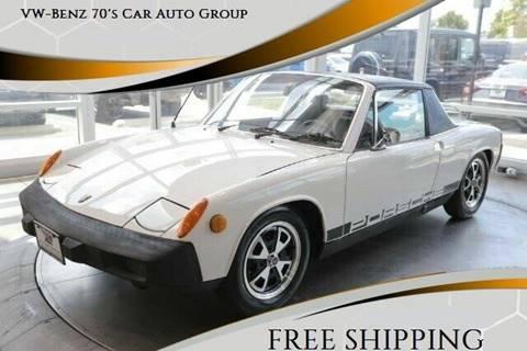 1975 Porsche 914 for sale in Corona Warehouse, CA