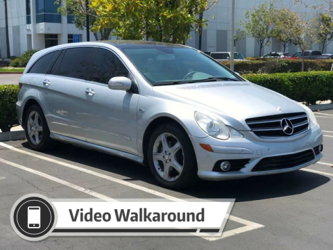 2009 Mercedes-Benz R-Class for sale at On Line VW BENZ 70'sCar Group in Warehouse CA