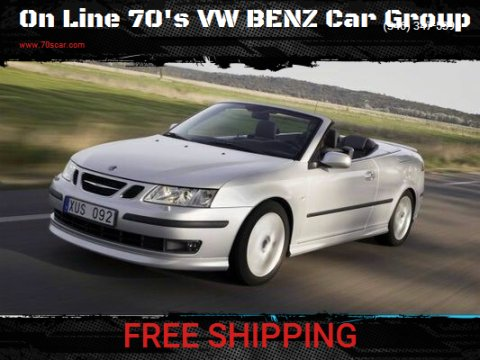 2010 Saab 9-3 for sale at On Line VW BENZ 70'sCar Group in Warehouse CA