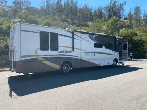 2007 Gulf Stream CRESCENDO for sale at On Line VW BENZ 70'sCar Group in Warehouse CA