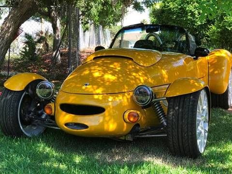 1999 Panoz A.I.V. Roadster for sale in Riverside, CA