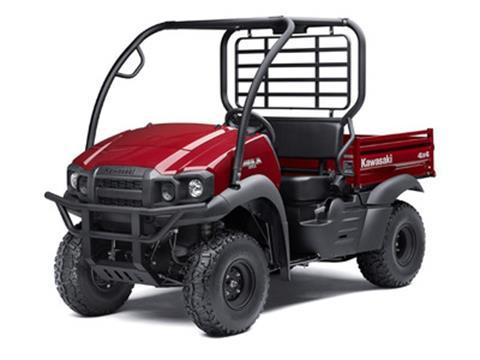 2017 Kawasaki Mule SX™ 4x4 for sale in Long Prairie MN