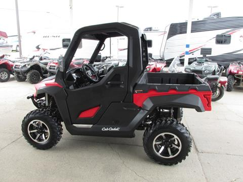 2017 Cub Cadet® Challenger™ 750 for sale in Long Prairie MN