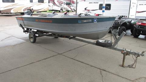 1987 Smoker Craft 16 ft for sale in Long Prairie MN