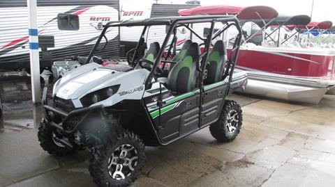 2017 Kawasaki Teryx4™ LE for sale in Long Prairie MN