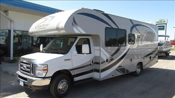 2014 Thor Industries Chateau 26A Ford