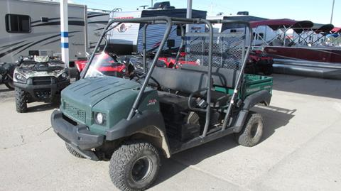 2009 Kawasaki Mule™ 4010 Trans4x4&#174 for sale in Long Prairie MN