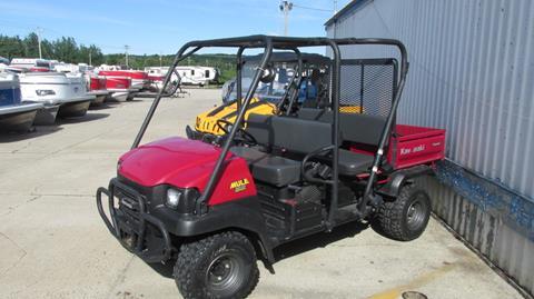 2008 Kawasaki Mule™ 3010 Trans 4x4 Die for sale in Long Prairie MN