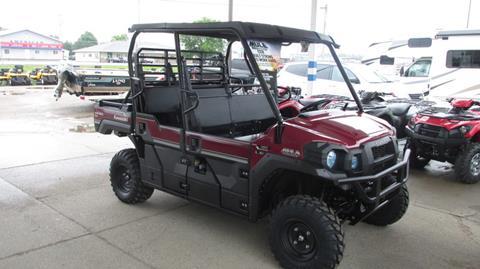 2017 Kawasaki Mule Pro-DXT™ Diesel EPS for sale in Long Prairie MN