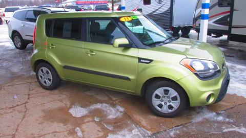 2013 Kia Soul for sale in Long Prairie, MN