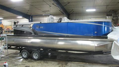 2017 Tahoe Pontoon 24x8.5x25 Tahoe LTZ Quad Loung for sale in Long Prairie, MN