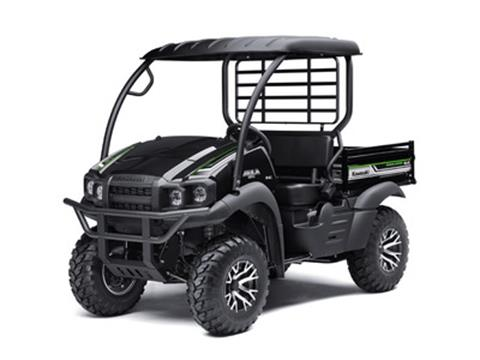 2017 Kawasaki Mule SX™ 4x4 XC  SE for sale in Long Prairie MN