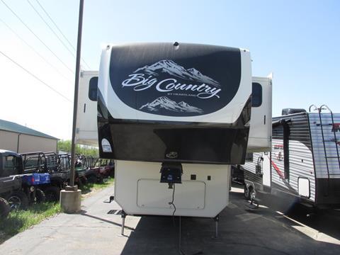 2015 Heartland Big Country BC 3700FL