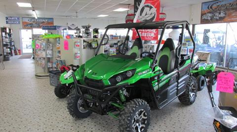 2017 Kawasaki Teryx® LE for sale in Long Prairie MN