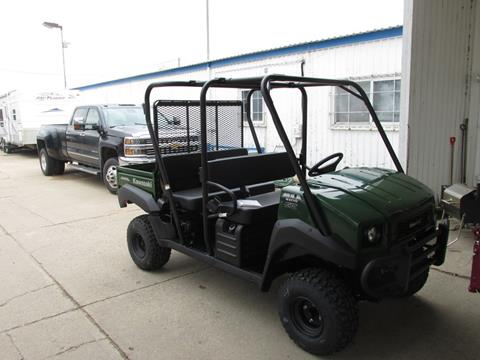 2017 Kawasaki Mule™ 4010 Trans 4X4&#17 for sale in Long Prairie MN