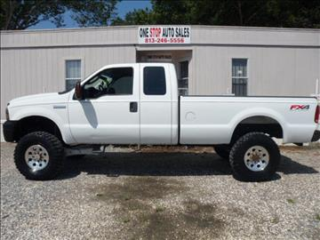 2005 Ford F-250 Super Duty for sale in Tampa, FL
