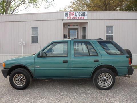 1995 Isuzu Rodeo For Sale In Tampa FL