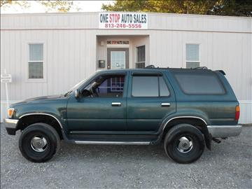 1995 Toyota 4Runner for sale in Tampa, FL