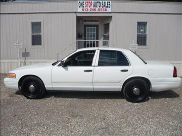 2009 Ford Crown Victoria for sale in Tampa, FL