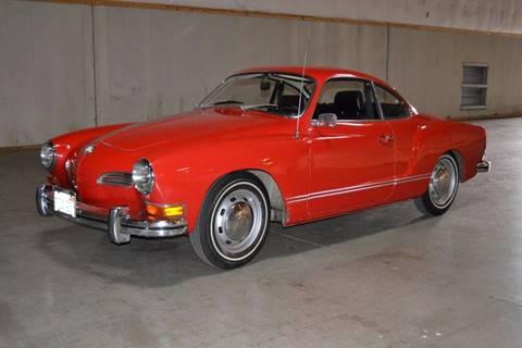1972 Volkswagen Karmann Ghia for sale in Tacoma, WA