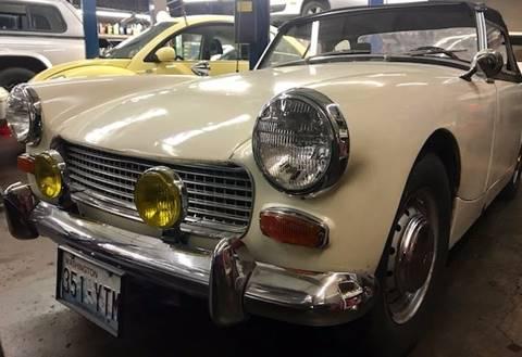 1962 Austin-Healey Sprite MKIII for sale in Tacoma, WA