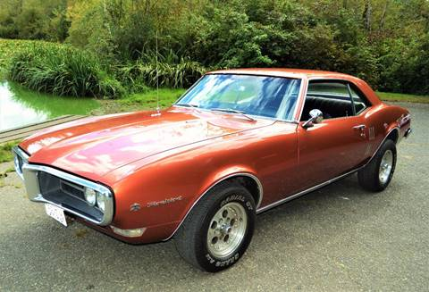 1968 Pontiac Firebird for sale in Bremerton, WA