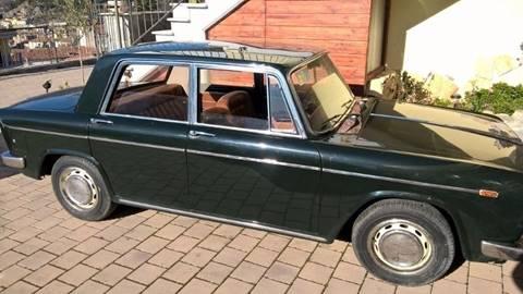 1968 Lancia Fluvia