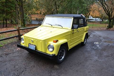 1974 Volkswagen Thing for sale in Bremerton, WA