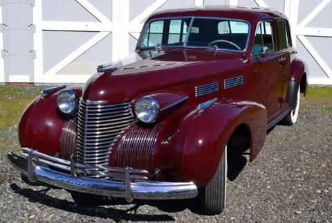 1940 Cadillac Sixty Special for sale in Tacoma, WA