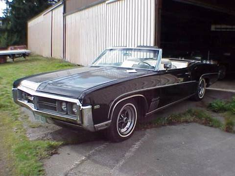 1969 Buick Wildcat for sale in Tacoma, WA