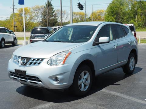 2013 Nissan Rogue for sale in Cortland, OH