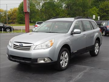 2012 Subaru Outback for sale in Cortland, OH