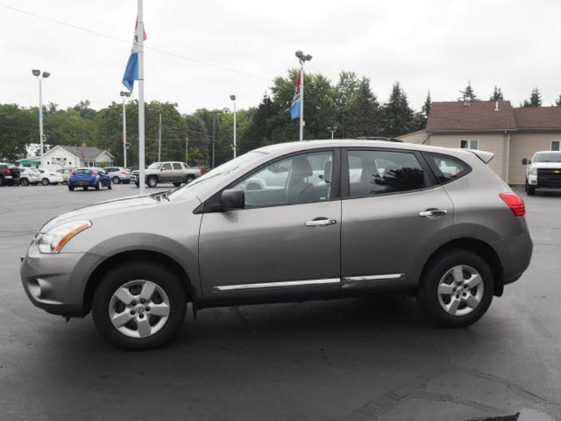 2011 Nissan Rogue AWD S 4dr Crossover In Cortland OH  Patriot Motors