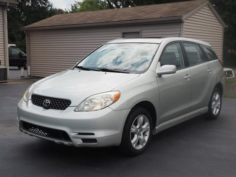 2003 Toyota Matrix for sale in Cortland, OH