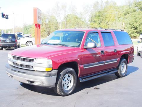 2005 Chevrolet Suburban for sale in Cortland, OH