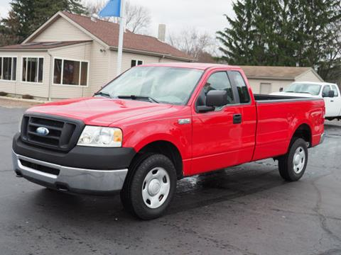 Used ford f 150 for sale in cortland oh for Patriot motors cortland ohio