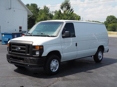 Used 2011 ford e series cargo for sale for Patriot motors cortland ohio