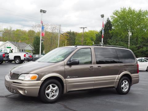 2004 Pontiac Montana for sale in Cortland, OH