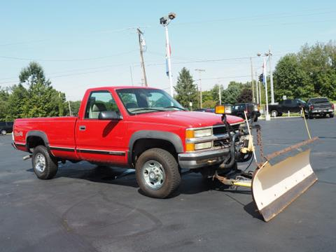 1998 Chevrolet C/K 2500 Series for sale in Cortland, OH