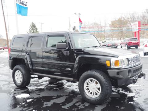 2006 HUMMER H3 for sale in Cortland, OH
