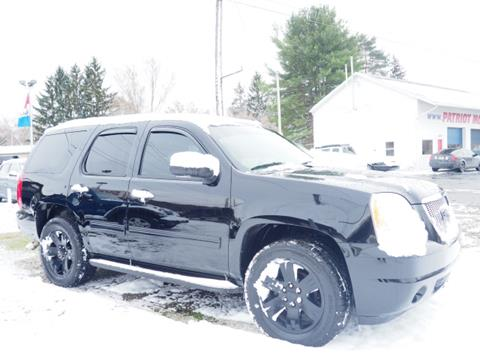 2010 GMC Yukon for sale in Cortland, OH