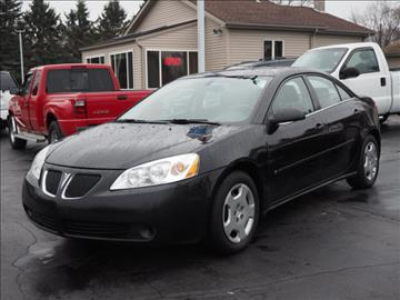 2007 Pontiac G6 for sale in Cortland, OH