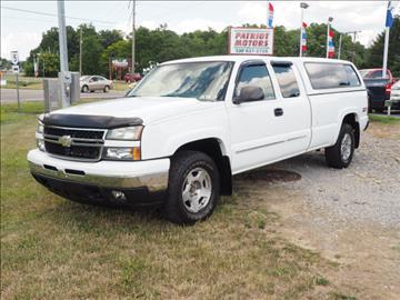 2006 Chevrolet Silverado 1500 for sale in Cortland, OH